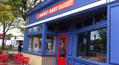 Photo of Bakery Rocket Baby Bakery at 6822 W North Ave, Wauwatosa, WI 53213, United States