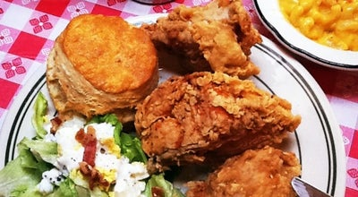 Photo of Fried Chicken Joint Pies N Thighs at 166 S. 4th St, Brooklyn, NY 11211, United States