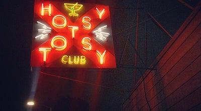 Photo of Bar Hotsy Totsy Club at 601 San Pablo Ave, Albany, CA 94706, United States
