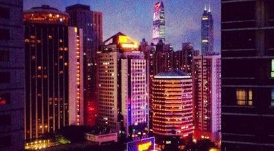 Photo of Hotel 深圳香格里拉大酒店 Shangri-La Shenzhen at 建设路1002号, 深圳, 广东 518001, China