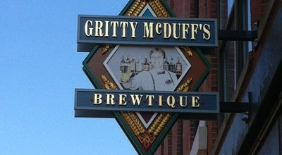 Photo of Brewery Gritty McDuffs Brewing Company at 396 Fore St, Portland, ME 04101, United States