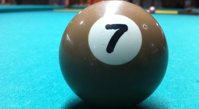 Photo of Pool Hall Bola 7 at Rua Mons Nuno De Faria Paiva, 65, Mogi das Cruzes 08773-530, Brazil