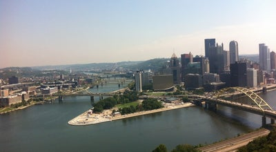 Photo of Other Great Outdoors Mt Washington Observation Deck at Pittsburgh, PA 15211, United States