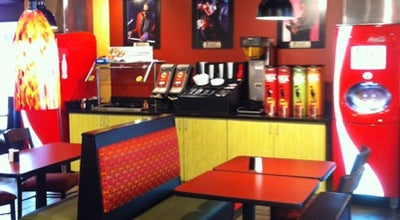 Photo of Burrito Place Moe's at 391 College Ave, Clemson, SC 29631, United States