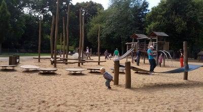 Photo of Playground Spielplatz Am Friedrichshain at Am Friedrichshain, Berlin 10249, Germany