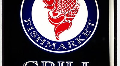 Photo of American Restaurant Nick's Fishmarket Grill at 222 W Merchandise Mart Plaza, Chicago, IL 60654, United States