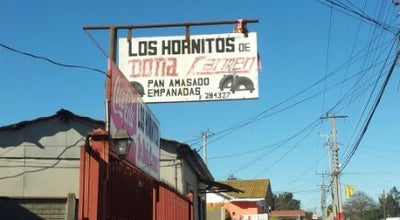 Photo of Bakery Hornitos de Doña Carmen at Lo Gallardo, Santo Domingo, Chile