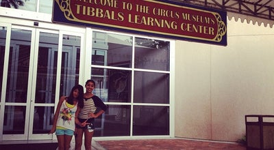 Photo of History Museum Tibbals Learning Center at Ringling Museum, Sarasota, FL 34243, United States