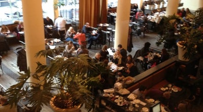 Photo of Cafe Dudok at Meent 88, Rotterdam 3011 JP, Netherlands