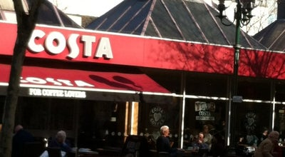 Photo of Coffee Shop Costa Coffee at The Central Café, West Midlands B91 3AY, United Kingdom