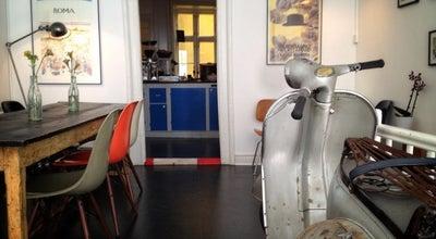 Photo of Coffee Shop Kaf'Bar 9 at Antonigade 9, København, Denmark
