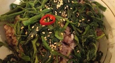 Photo of Vegetarian / Vegan Restaurant 오세계향 at 종로구 인사동12길 14-5, 종로구 110-300, South Korea