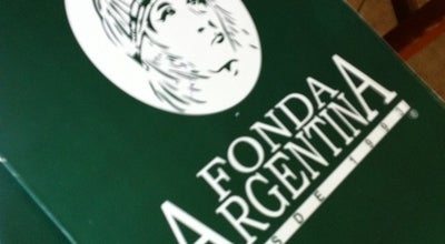 Photo of Argentinian Restaurant Fonda Argentina at Paseo Tollocan #794 Ote., México 52140, Mexico