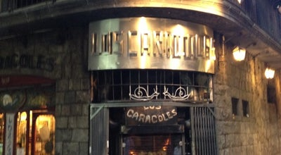 Photo of Spanish Restaurant Los Caracoles at C. Escudellers, 14, Barcelona 08002, Spain