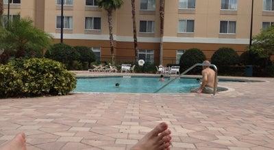 Photo of Hotel SpringHill Suites Orlando Lake Buena Vista in Marriott Village at 8601 Vineland Ave, Orlando, FL 32821, United States