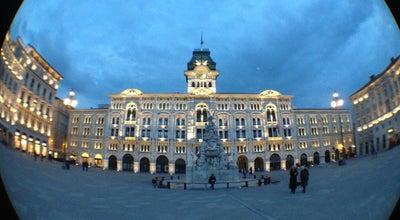Photo of Plaza Piazza Unità d'Italia at Piazza Unità D'italia, Trieste 34121, Italy