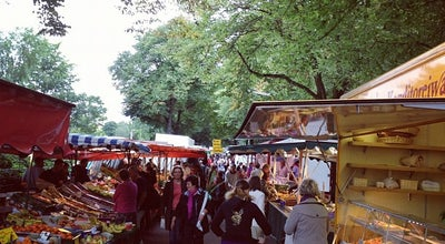 Photo of Farmers Market Goldbekmarkt at Goldbekufer, Hamburg, Germany