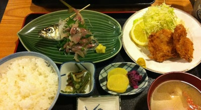 Photo of Japanese Restaurant 活魚料理・天ぷら 味里 at Japan