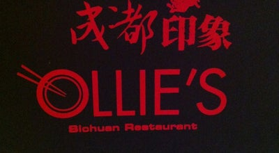 Photo of Chinese Restaurant Ollie's at 411 W 42nd St, New York, NY 10036, United States