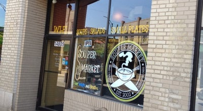 Photo of Soup Place Souper Market at 14809 Detroit Ave, Lakewood, OH 44107, United States