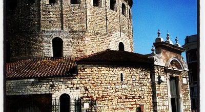 Photo of Church Il Duomo Vecchio at Piazza Paolo Vi, Brescia 25122, Italy
