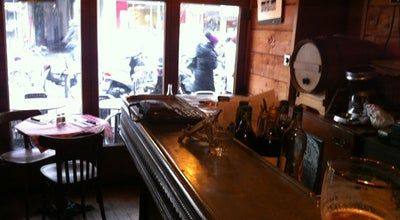 Photo of Bar Charonne Cafe at 25 Rue De Charonne, Paris 75011, France