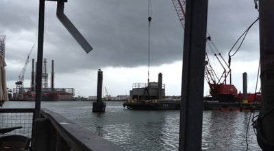Photo of American Restaurant Fisherman's Wharf at 2200 Harborside Drive, Galveston, TX 77550, United States