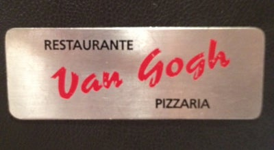 Photo of Pizza Place Van Gogh Pizzaria e Restaurante at R. Floriano Peixoto, 314, Santos, Brazil