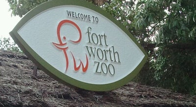 Photo of Zoo Fort Worth Zoo at 1989 Colonial Pkwy, Fort Worth, TX 76110, United States