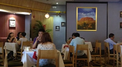 Photo of Italian Restaurant red rock 意大利餐厅 at Nanhai Blvd, shenzhen, China