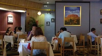 Photo of Italian Restaurant red rock 意大利餐厅 at Nanhai Blvd, shenzhen, China
