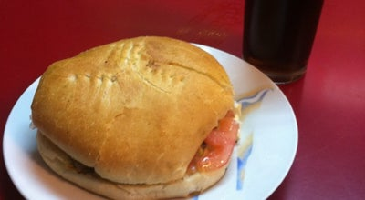 "Photo of Burger Joint Sandwich Al Paso ""Tribilin"" at General Manuel Baquedano 558, Arica, Chile"