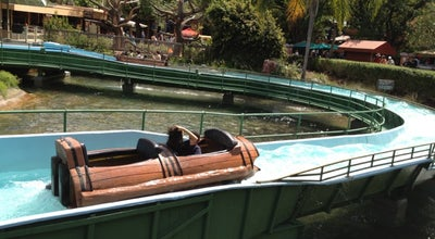 Photo of Theme Park Ride / Attraction Stanley Falls Flume at 10165 N Mckinley Dr, Tampa, FL 33612, United States