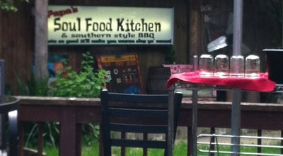 Photo of American Restaurant Papa's Soul Food Kitchen at 400 Blair Blvd, Eugene, OR 97401, United States