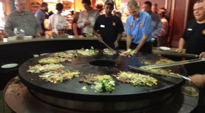 Photo of Asian Restaurant bd's Mongolian Grill at 22115 Michigan Ave, Dearborn, MI 48124, United States