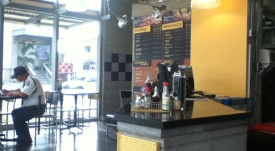Photo of Pizza Place Yellow Cab Pizza Co. at National Hwy, Calamba City, Philippines