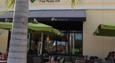 Photo of Mexican Restaurant Lime Fresh Grill at 4425 Lyons Rd, Coconut Creek, FL 33073, United States