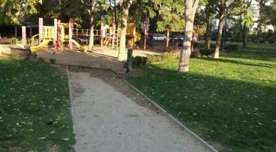 Photo of Playground Plaza La Capitanía at Rotonda La Capitanía, Las Condes, Chile