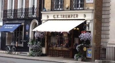 Photo of Salon / Barbershop Geo. F. Trumper at 9 Curzon St, London W1J 5HQ, United Kingdom