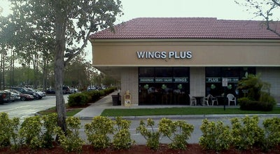 Photo of Wings Joint Wings Plus at 1235 N University Dr, Coral Springs, FL 33071, United States