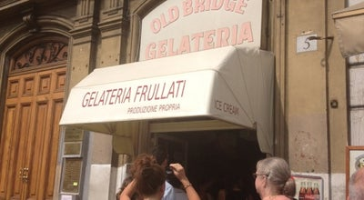 Photo of Ice Cream Shop Gelateria Old Bridge at Viale Bastioni Di Michelangelo, 5, Roma 00192, Italy