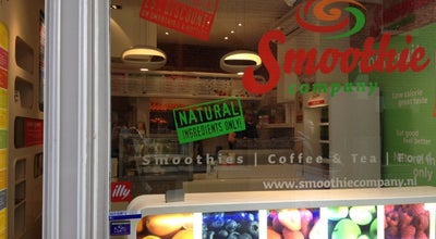 Photo of Juice Bar Smoothie Company at Venestraat 2a, Den Haag 2511AS, Netherlands