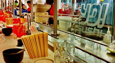 Photo of Sushi Restaurant YO! Sushi at The Metrocentre, Gateshead NE11 9XF, United Kingdom