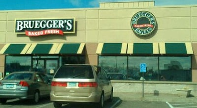 Photo of Coffee Shop Caribou Coffee and Bruegger's Bagels at 2133 Hudson Road, Saint Paul, MN 55119, United States
