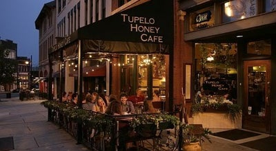 Photo of Southern / Soul Food Restaurant Tupelo Honey Cafe at 12 College St, Asheville, NC 28801, United States