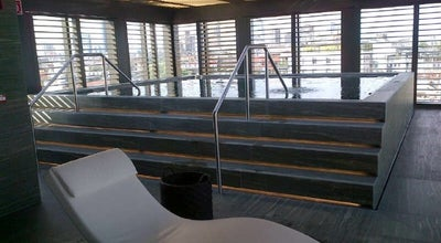 Photo of Spa Spa at Armani Hotel at Milan, Italy