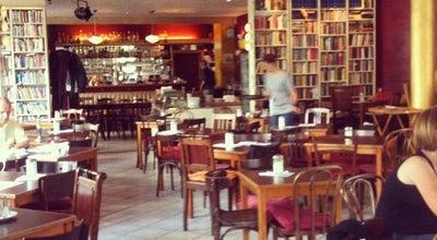 Photo of Cafe Goldmund Literaturcafe at Glasstr. 2, Köln 50823, Germany