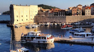 Photo of Harbor / Marina Gradska Luka (Old Port) at Dubrovnik 20000, Croatia