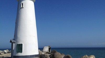 Photo of Lighthouse Walton Lighthouse (Seabright Lighthouse) at Seabright Beach, Santa Cruz, CA 95062, United States