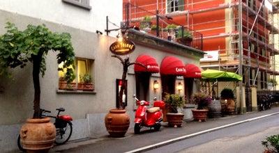 Photo of Italian Restaurant Casa Tolone at Fluhmattstrasse 48, Luzern 6004, Switzerland